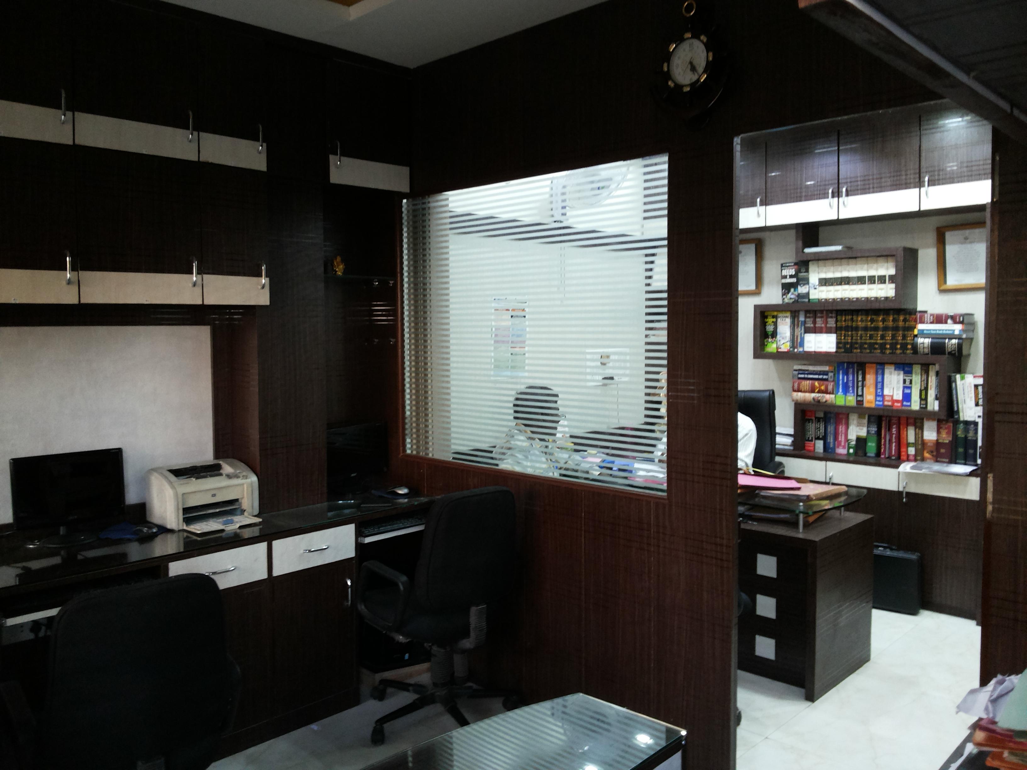 Ca Office At Ushanagar